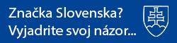 Verejná diskusia o značke Slovenska