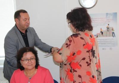 Riaditeľ ŠPÚ Ľ. Hajduk odovzdal menovacie dekréty členom Predmetovej komisie pre cudzie jazyky