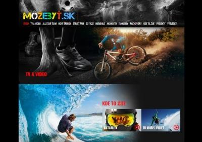 S popularizáciou športu a pohybových aktivít pomôže multimediálny projekt Možebyť.sk